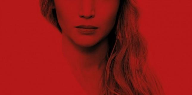 Jennifer Lawrence'lı 'Kızıl Serçe'den ilk afiş yayınlandı
