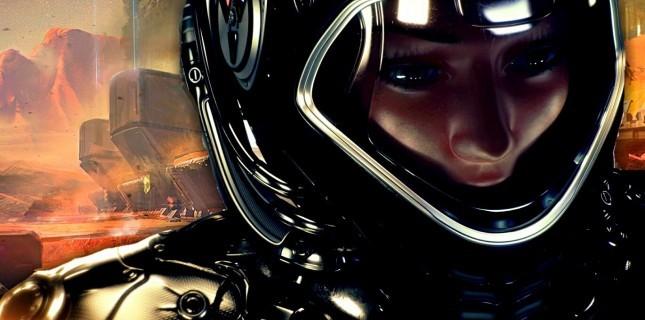 John Krasinski'den Mars'la ilgili bilim kurgu filmi yolda