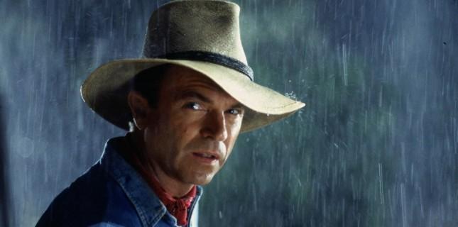 Jurassic World 2'de Sam Neill sürprizi!