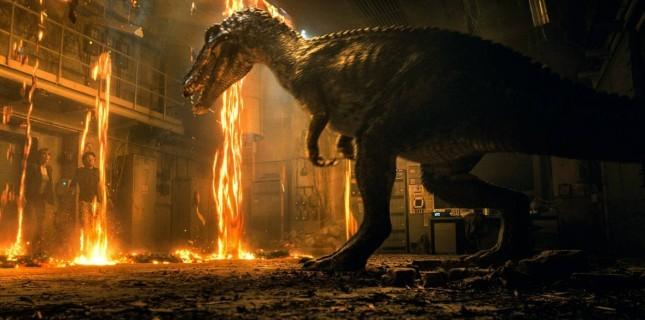 Jurassic World 2'nin son sahnesi üçüncü filme yol gösterecek