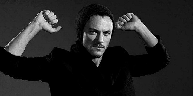 Luke Evans The Crow Filminde!
