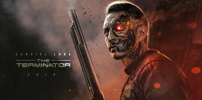 Marvel'ın 'Hayalet Sürücüsü' Terminator 6'ya katıldı