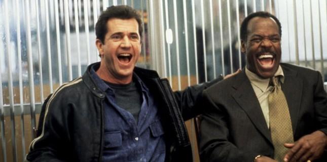 Mel Gibson ve Danny Glover'dan Cehennem Silahı 5 Adımı!