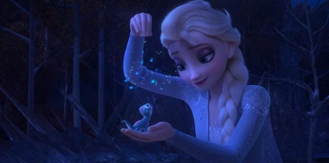 Merakla Beklenen Animasyon Frozen 2'den Dublajlı Fragman