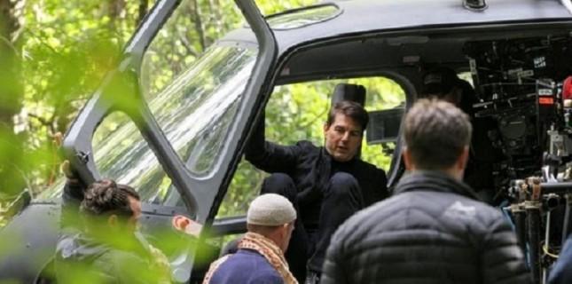 Mission: Impossible 6'dan Set Fotoğrafları Yayınlandı
