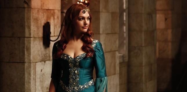 Muhteşem Yüzyıl Filminin Hürrem'i Meryem Uzerli Olacak
