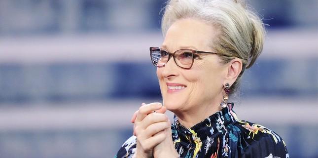 Oscar adaylığı rekortmeni Meryl Streep'in yeni dizisi belli oldu