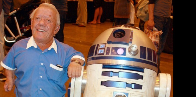 R2-D2'ya Hayat Veren Kenny Baker Vefat Etti