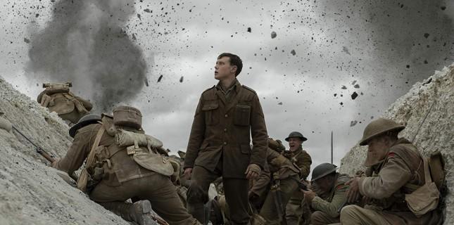 Sam Mendes'in Beklenen Filmi 1917'den Uzun Fragman