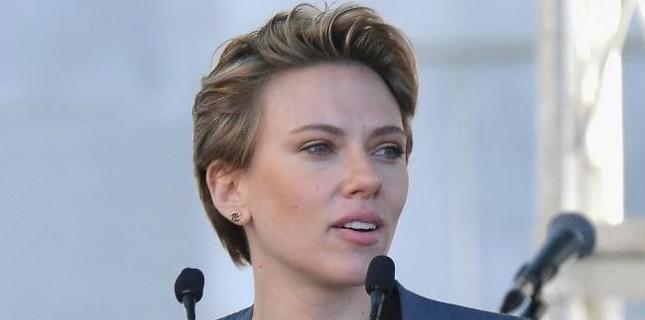 Scarlett Johansson Yeni Filminde Canlandıracağı Transseksüel Rolüyle Eleştiri Yağmuruna Tutuldu