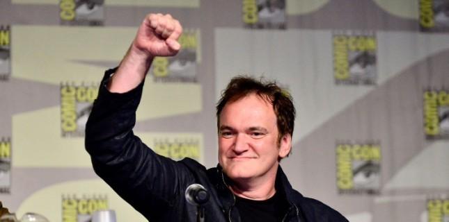 Tarantino Bir 'Uzay Yolu' Filmini Yönetmeye Açık