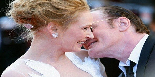 Tarantino ile Uma Thurman'ın Aşk Söylentisi Gerçek Oldu