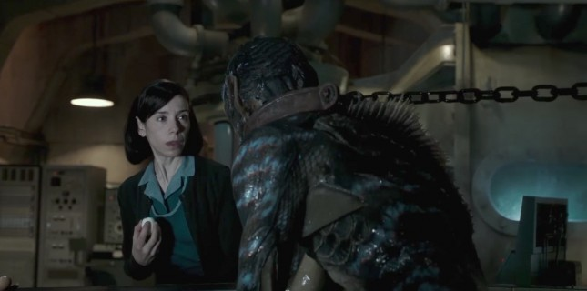 The Shape of Water (Suyun Sesi) filmi çalıntı mı?