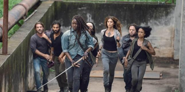The Walking Dead Spin-Off'undan Görseller Yayınlandı