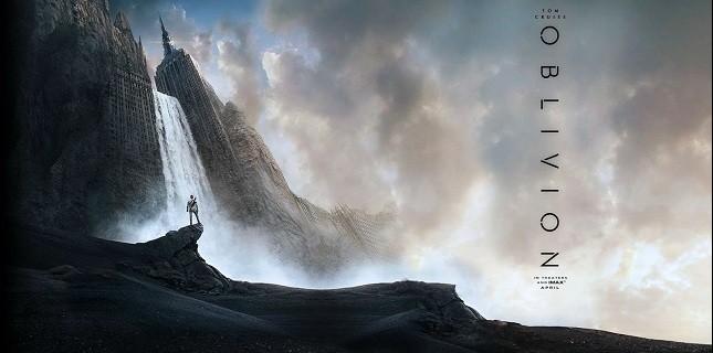 Tom Cruise'un Yeni Filmi Oblivion'dan Türkçe Fragman