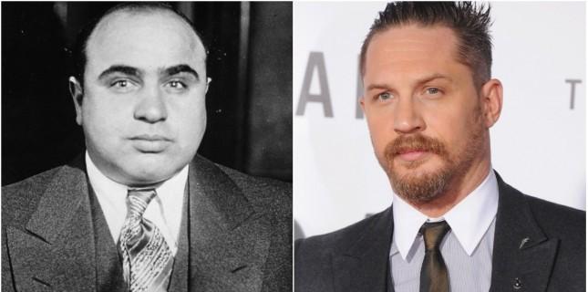 Tom Hardy'i Al Capone Rolünde Göreceğimiz 'Fonzo'dan Yeni Bir Kare Paylaşıldı