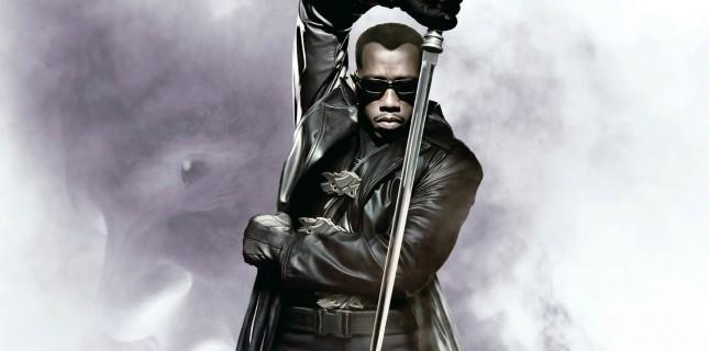 Wesley Snipes: Blade'i canlandıracak tek kişi benim