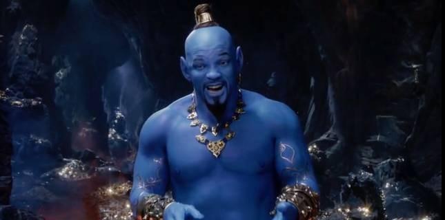 Will Smith'in Rol Aldığı Aladdin Filminin Yeni Fragmanı Yayınlandı