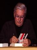 Mario Vargas Llosa profil resmi