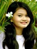 Sharifah Aryana profil resmi