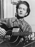 Woody Guthrie profil resmi