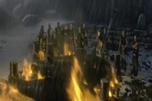 Beowulf: Ölümsüz Savaşçı Resimleri
