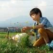 Boku To Mama No Kiiroi Jitensha Resimleri
