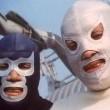 Santo And Blue Demon Against The Monsters Resimleri